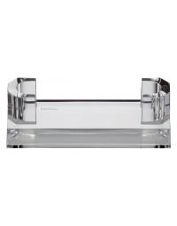 Visitekaarthouder maul 110x44x32mm acryl