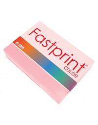 Kopieerpapier fastprint a4 80gr roze 500vel