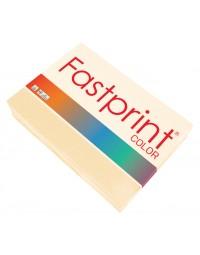 Kopieerpapier fastprint a4 80gr creme 500vel