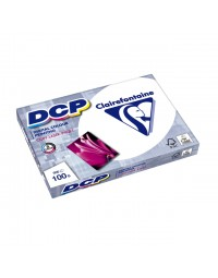 Laserpapier clairefontaine dcp a3 100gr wit 500vel