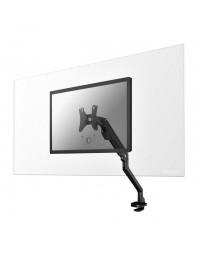 Newstar transparant scherm bureau 1 monitorarm