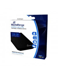 Harddisk 3.0 mediarange externe ssd, 120gb
