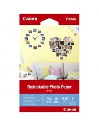 Fotopapier canon rp-101 verwijderbare fotostickers 10x15cm 5vel