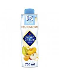 Siroop karvan cevitam multivruchten 0.0% 750ml
