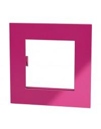 Mega magnet dahle square xl roze