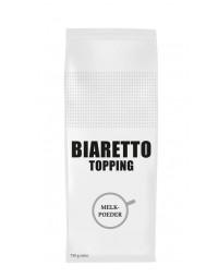 Melkpoeder biaretto topping voor automaten 750gram