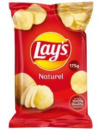 Chips lay's naturel 175gr
