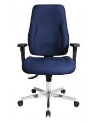 Bureaustoel topstar point 91 donker blauw