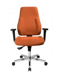 Bureaustoel topstar point 91 oranje