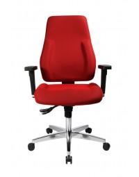 Bureaustoel topstar point 91 rood