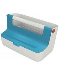 Opbergbox leitz cosy draagbaar kunststof blauw