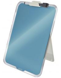 Glas desktop flipover leitz cosy blauw