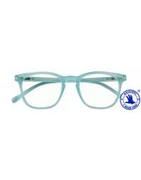 Leesbril i need you frozen +1.00 dpt blauw