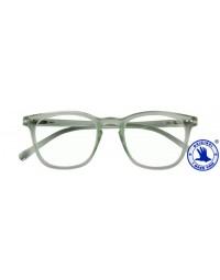 Leesbril i need you frozen +1.00 dpt groen