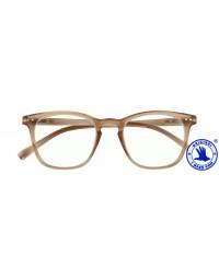 Leesbril i need you frozen +2.50 dpt bruin