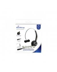 Headset mediarange hp-116 h520 mono zwart