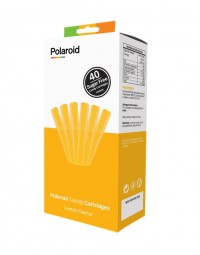 Candy cartridges polaroid 40stuks citroen