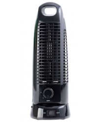 Kolomventilator opus 2 mini draaibaar zwart