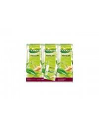 Thee pickwick groene thee ginger lemon 25 zakjes van 1.5gr