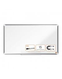 Whiteboard nobo premium plus widescreen 50x89cm staal