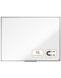 Whiteboard nobo essence magnetisch 90x120cm staal