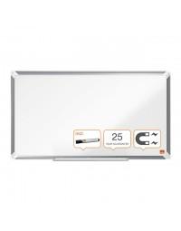 Whiteboard nobo premium plus widescreen 40x71cm emaille