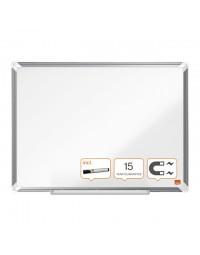 Whiteboard nobo premium plus 45x60cm staal