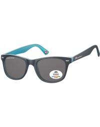 Zonnebril montana mp10c blauw-lichtblauw