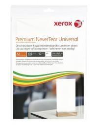 Nevertear xerox premium universal a4 polyester 136micron wit 10vel