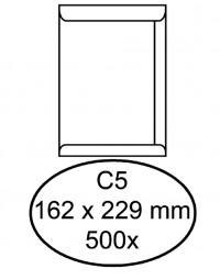 Envelop quantore akte c5 162x229mm wit 500stuks