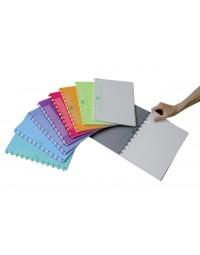 Schrift adoc pap-ex color a4 144blz ruit 5mm assorti