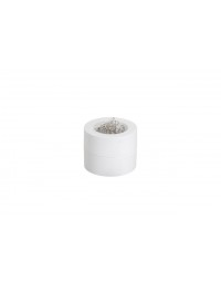 Papercliphouder maul pro Ø73mmx60mm wit
