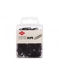 Paperclip lpc 28mm 100stuks zwart