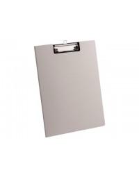 Klembordmap lpc elegance flex a4 met 120mm draadklem kiezel