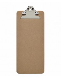 Klembord maulbill 28x11.5cm hardboard