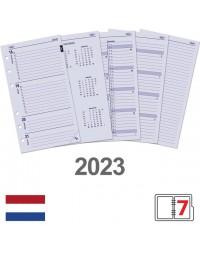 Agendavulling 2020 kalpa standaard 7dag/2 pagina