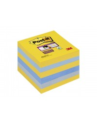 Memoblok post-it 654 super sticky 76x76 new york