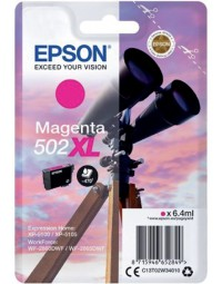 Inkcartridge epson 502xl t02w3 rood hc