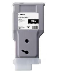 Inkcartridge canon pfi-207 mat zwart