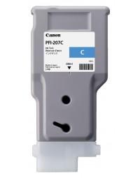 Inktcartridge canon pfi-207 blauw