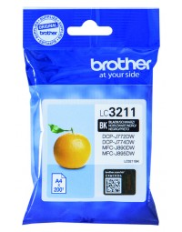 Inkcartridge brother lc-3211 zwart