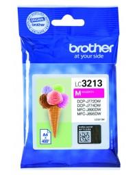 Inkcartridge brother lc-3213 rood hc