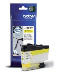 Inkcartridge brother lc-3237 geel