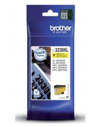 Inkcartridge brother lc-3239xl geel hc