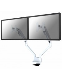 "Monitorarm newstar d750d 10-32"" wit"