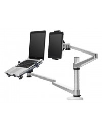 "Laptoparm newstar d300 10-27"" zilver"