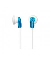 Oortelefoon sony e9lp basic blauw
