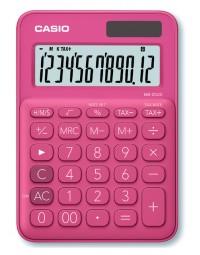 Rekenmachine casio ms-20uc rood