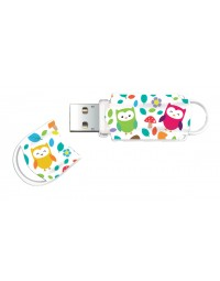 Usb-stick 2.0 integral fd xpression 16gb uiltjes
