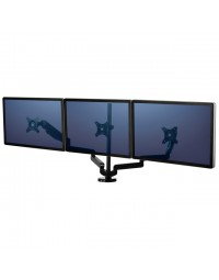 Monitorarm fellowes platinum series driedubbel horizontaal